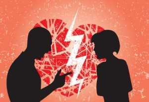 rozvod manželstva ci šťastné manželstvo